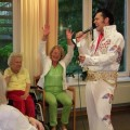 "32 Elvis lebt! Zumindest in Andy Kings ""A tribute to Elvis-Show"""